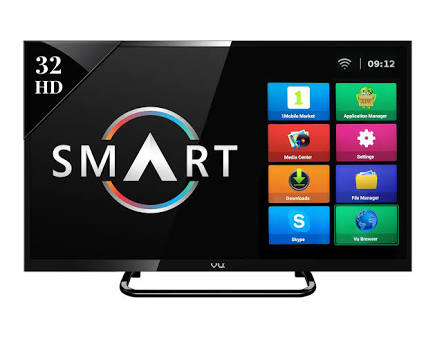 Vu Led tv on No Cost EMI
