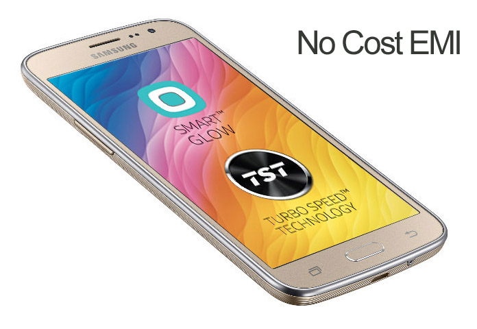 Samsung Galaxy J2 Pro on No Cost EMI
