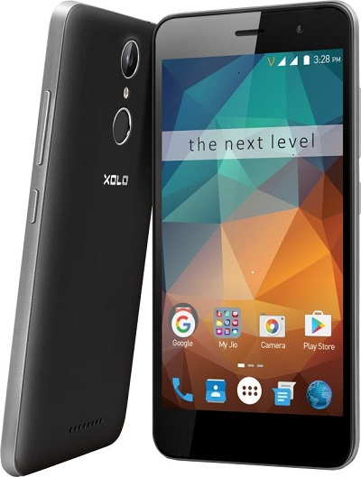 XOLO Era 2X (3GB) (Black and Gun, 16 GB) at EMI