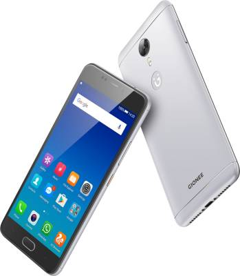 Gionee A1 (Grey, 64 GB)  (4 GB RAM) on flipkart at no cost emi