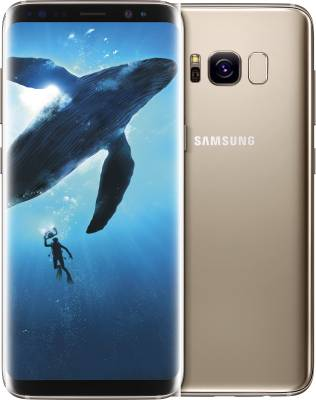 SAMSUNG Galaxy S8 no cost EMI on Flipkart