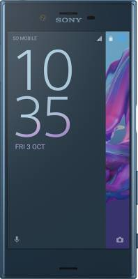 Sony Xperia XZ Dual ( 64 GB)  (3 GB RAM) at no cost emi on flipkart