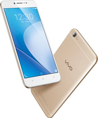 VIVO Y66 (Crown Gold, 32 GB)  (3 GB RAM) at no cost emi on flipkart