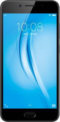 Vivo V5s (Matte Black, 64 GB)  (4 GB RAM) at no cost emi onflipkart