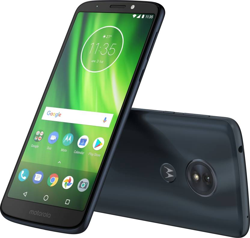 Moto G6 and Moto G6 Play on No Cost EMI