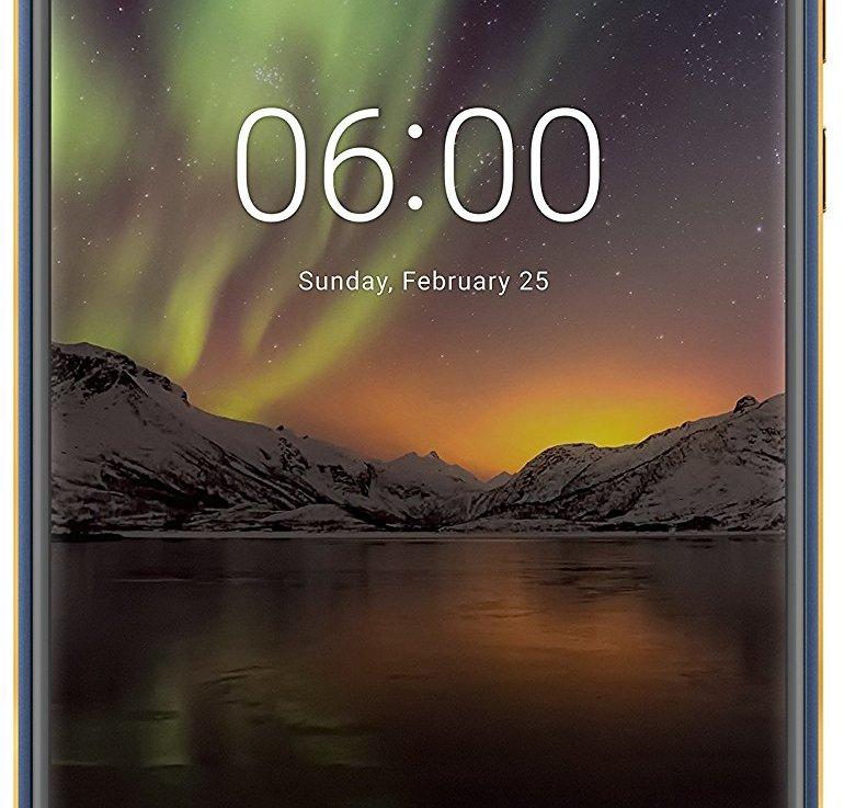Nokia 6.1 No Cost EMI[2018]