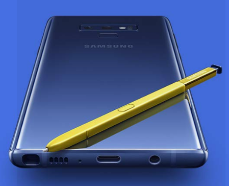 Galaxy Note9 No Cost EMI[₹7,544]